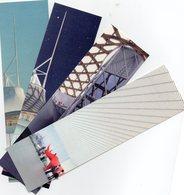 Vends Lot De 4  Marque-pages    Centre Pompidou à Metz - Bookmarks