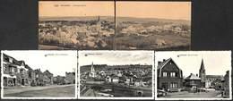 Cerfontaine - Petit Lot Sympa 4 Cartes Peu Vues (panorama Détaché, Animée Photographe...) - Cerfontaine