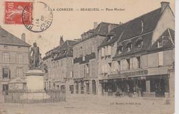 La Correze BEAULIEU Place Marbot - Other Municipalities