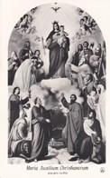 SANTINO - MARIA AUXILIUM CHRISTIANORUM ORA PRO NOBIS - Santini
