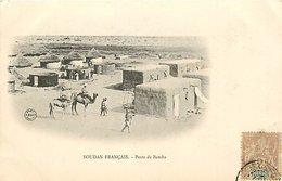 MALI SOUDAN FRANCAIS POSTE DE BAMBA - Soudan