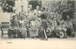 NIGERIA LAGOS CHEFS DE TRIBUE - Nigeria