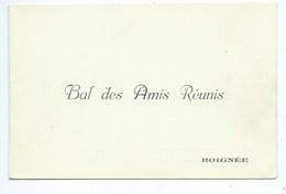 Boignée ( Document En 4 Volets Au Format CPA ) - Sombreffe