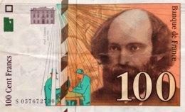 France 100 Francs, P-158 (1998) - Very Fine - 1992-2000 Aktuelle Serie