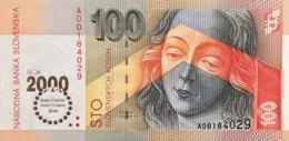 Slovakia 100 Korun, P-36 (1993/2000) - UNC - Millenium Issue - Slowakei