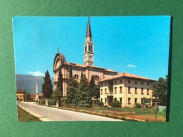 Cartolina Col S. Martino - La Chiesa - 1972 - Treviso