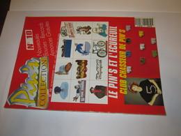 No Pin's  Revue Pin's  PIN'S  COLLECTION  Numero  10   , 15   NOV 1991 - Badges