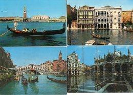 1 Set Lotto 8 Cartoline VENEZIA  Venedig Venice FG V Rialto Acqua Alta San Marco - Venezia