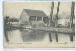 Chapelle Le Moulin D'Herlaimont ( Etat Voir Scan : Coin Inférieur Gauche ) - Chapelle-lez-Herlaimont