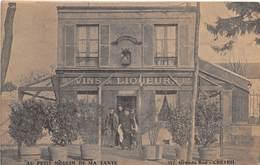 CRETEIL - Grande Rue - Au Petit Moulin De Ma Tante - Vins & Liqueurs - Creteil