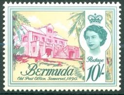 Bermuda - 1962/1966 -Yt 178 - Série Courante - * Charnière - Bermudes
