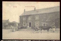 Cpa Jalhay  Attelage   1911 - Jalhay