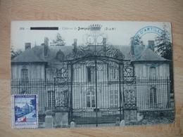 Erinnophile Paris Bagatelle Soins Aux Blesses  6 Eme Regiment Artillerie Cachet Franchise Postale Militaire Guerre 14.18 - Postmark Collection (Covers)