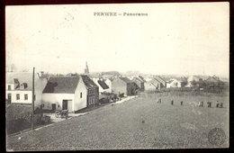Cpa Perwez  1919 - Perwez