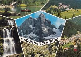 MADONNA DI CAMPIGLIO,ITALY POSTCARD (B606) - Italie