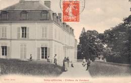 91 SOISY SOUS ETIOLLES Château De Vandeuil - France