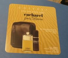 1 Carte Cacharel 2005 - Perfume Cards