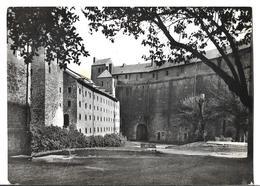 CPSM  En  GF  Et  En  NB  De  SEDAN  (08)  -  Château-Fort    -  La  Baille  XV° Siècle    //     TBE - Sedan