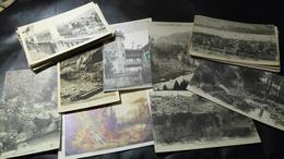 DC48 LOT 50 CARTES ANCIENNES PRIX CASSÉ DÉPART 2€ SOIT 4 CENTIMES LA CARTE VOIR DESCRIPTION - Cartes Postales
