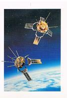 ESPACE SATELLITES SCIENTIFIQUES DIAPASON ET DIADEME - Espace