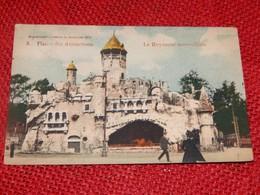 BRUXELLES  EXPOSITION 1910 -   Palais Des Attractions  - Le Royaume Merveilleux - Luik