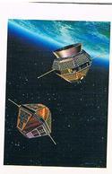 ESPACE SATELLITES SCIENTIFIQUES  SRET 1 ET SRT2 - Espace