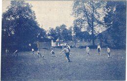 SCOUTISME :  Boy Scouts Colons - Camp St Henri ASPIN NARBONNE - Tournoi De Football Sport - Scouting