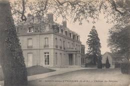 91 58 SOISY SOUS ETIOLLES Château Des Donjons - France