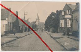 Original Foto - Sauchy-Lestrée - Stendaler Straße - Ca. 1915 - Orts-Kommandantur - Da Waren Wohl Soldaten Aus Stendal - Arras