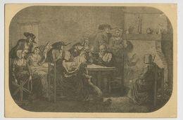 00858 - VIENNE - VEILLEE DE NOËL Dans Une Ferme Du Poitou - France