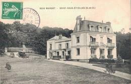 91 SOISY SOUS ETIOLLES Bois Margot - France