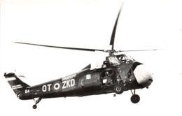 FAB - Sikorsky 58 - Matériel