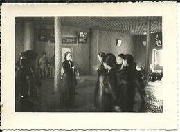 ( ASIE    )( ETHNIE ET CULTURE )(VIET NAM )( CHAN MUONG  )( DANSEUSES )( BALLET ) 1952 - Ethnics