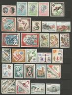 LOT MONACO  NEUF** SANS CHARNIERE  / MNH / COTE 34€ - Collections, Lots & Séries