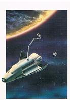 ESPACE AVION  SPACIAL HABITE  HERMES - Espace