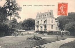 91 SOISY SOUS ETIOLLES Bois Margot 2 - France