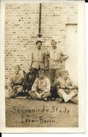 92 - PARIS BOULOGNE - SOUVENIRS DU STADE JEAN BOUIN - Boulogne Billancourt