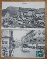 Tres Joli Lot De 20 Cpa Diverses, Villages , France , Tres Belles Animations - A Voir (2) - Postcards