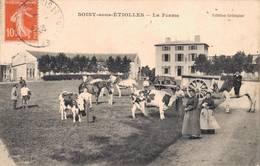 91 SOISY SOUS ETIOLLES La Ferme - France