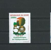 Timbre Oblitére Du Niger 2010 - Niger (1960-...)