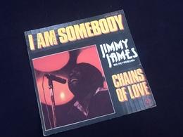 Vinyle 45 Tours   Jimmy James And The Vagabonds    I Am Somebedy   (1976) - Vinyles