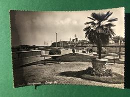 Cartolina Casale Monferrato - Lungo Po - 1957 - Alessandria