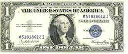 USA One Silver Dollar 1935E - Certificati D'Argento (1928-1957)
