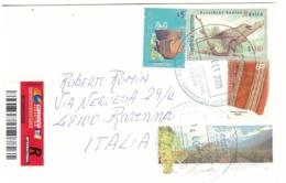 LETTERA X ITALY - Argentina