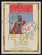 Rare // Etiquette De Vin // Ski //  Fendant, Skieur Pirmin Zurbriggen - Ski