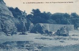 LA BERNERIE  Fond De Plage Et Rochers De La Patorie - La Bernerie-en-Retz