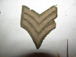WW1 US Sergeants Stripes - 1914-18