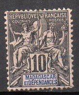 Col11    Madagascar  N° 32 Neuf X MH : 10,50 Euros - Madagascar (1889-1960)
