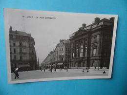 CPA  - LILLE - La Rue Gambetta - Lille