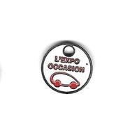 Jeton De Caddie  Villes , Automobile L' EXPO  OCCASION  Verso  ST  CLAUDE, LONS  LE  SAUNIER  ( 39 )  Recto  Verso - Trolley Token/Shopping Trolley Chip